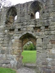 P1110859 Basingwerk Abbey, Holywell, Wales (30) (archaeologist_d) Tags: wales cistercians 12thcentury basingwerkabbey holywell abatydinasbasing