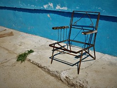 Empty Chair (Tim Schreier) Tags: havana cuba havanacuba architecture street streetphoto streetphotography cubastreetphotography cubaarchitecture timschreierphoto timschreiernyc timschreier havanaarchitecture cubaphotography cubastreetphoto havanastreetphoto may2017
