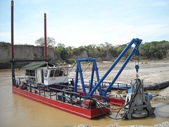 sand and gravel dredging latin america
