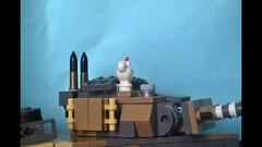 Sneak peak at Brest Fortress (Rage_Rex) Tags: lego brick film brest fortress