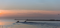IJmuiden Sunset (tribsa2) Tags: nederlandvandaag marculescueugendreamsoflightportal sunset sunrisesunset sky seaside seascape shoreline sea s