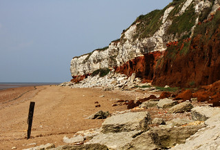 Old Hunstanton Cliffs