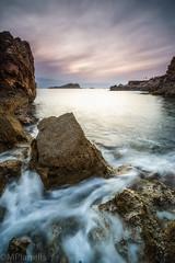 Entre rocas (Mplanells) Tags: safigueraborda ibiza eivissa rocas mar marina sony filtros