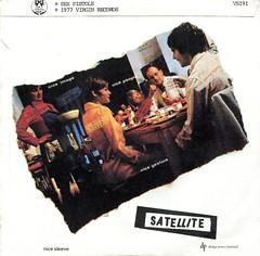 Sex Pistols - Holidays In The Sun / Satellite (1977) (stillunusual) Tags: sexpistols holidaysinthesun satellite sleeve picturesleeve recordcover recordsleeve artwork single vinyl record bside punk virgin virginrecords 1970s 1977