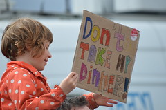 Don't Take My Dinner (kiebab) Tags: labour rally westkirby corbyn