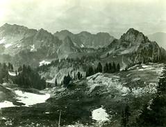 P1.WA1.004 (American Alpine Club Photo Library) Tags: plummerpeak pinaclepeak tatooshrange mountrainiernationalpark