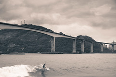 Urban Surf (thgsouza) Tags: surf nature urban city social magzine bridge