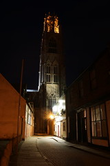 In Memory (P.A.King) Tags: stump thestump bostonstump stbotolphs stbotolphschurch boston lincolnshire church tower night