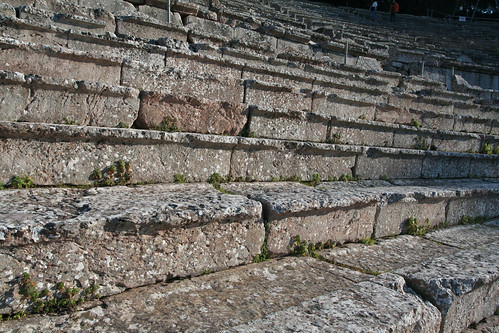 Epidaurus Theater, 4th century BC, Greece