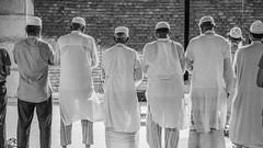 Prayer line 3569 3bw (shahidul001) Tags: mosque prayer religion spirituality islam baiturrouf agakhanaward architecture marinatabassum light design community