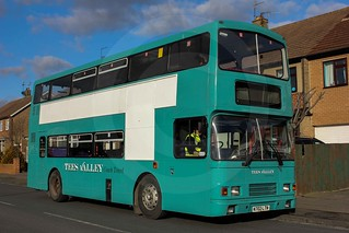 Tees Valley Coach Travel N702LTN