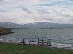 Lake Çıldır  Ծովակ լիճ (Alexanyan) Tags: blue snowy mountain cildir tsovak ardahan turkey western armenia արդահան winter