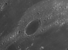20170507 21-55 Plato (Roger Hutchinson) Tags: craters plato moon space astronomy astrophotography london celestronedgehd11 asi174mm televue