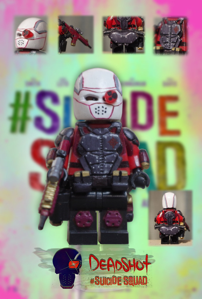 The World S Newest Photos Of Deadshot And Lego Flickr