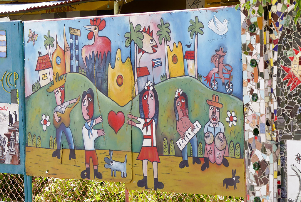 The world 39 s best photos of panama and southamerica for Mural nicaraguense