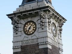 UK - London - Stepney Green - Tower - Clockface (JulesFoto) Tags: uk england london clog centrallondonoutdoorgroup stepneygreen eastend tower clockface