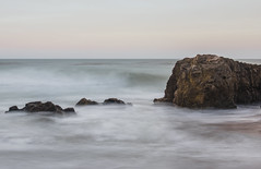 A View from Malibu 5 (MarcCooper_1950) Tags: water ocean sand rocls beach sunset coastal malibu leocarrillostatebeach southerncalifornia nikon d810 longexposure ndfilter waves foam surf pastels