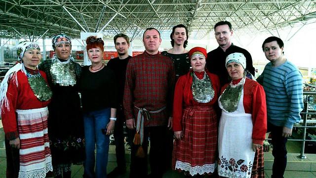 Труппа сызранского драматического театра вернулась с интернационального фестиваля игастролей