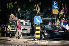 Another Day in Paradise (Aleksandar M. Knezevic Photography) Tags: belgrade beograd serbia srbija street tough life old man differences social unjustice society reality ngc documentary