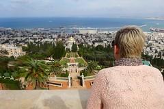 Baha'i tuinen in Haifa