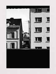 tetrisview (seba0815) Tags: nokia lumia950 mobile smartphone cellphone view framed framing city tetris tetrisview windows building blackwhite bw black white bianco nero czarnobiale schwarzweis blanc noir net contrast phonecamera phone seba0815 urban urbanarte