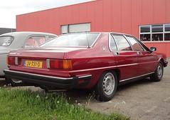 Maserati Quattroporte III 4.9 V8 29-4-1982 JV-731-D (Fuego 81) Tags: maserati quattroporte iii v8 1982 jv731d classic car dealer classicjob dalfsen netherlands 2017