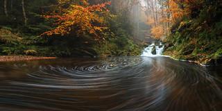 Hoegne river, Belgium