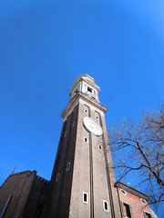 Pinnacle in the Sky (SixthIllusion) Tags: towerbell venezia venice italy travel travelling architecture