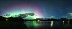 Glorious Night (Bun Lee) Tags: landscape altalake astrophotography aurora auroraborealis bc britishcolumbia bunlee bunleephotography canada colorful lake mountains nature nightskies nightscapes northernlights starrynight stars whistler