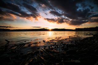 Örnsköldsvik, Sunset