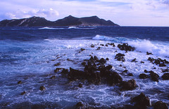 Rough Sea (demeeschter) Tags: greece peloponnes methoni castle fort venetian heritage historical archaeology