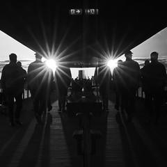 Licht und Schatten 01 (Torsten schlüter) Tags: deutschland hamburg elbphilharmonie sw 25mm olympus 2017 einfarbig