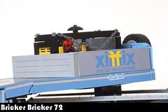 Lego Technic scale model RC FTF Truck with Nooteboom  4 axle rear steer trailer (bricker bricker 72) Tags: ftf floor truck factory tractor technic trailer nooteboom mco 58 lowboy legoworld lkw rc remote rig renault sbrick semi scale servo scania sma modelers association rlug decal dropdeck rear stear daf model moc mercedes motor mack haul hauler heavy wheel wheeler 5th 18wheeler fith vrachtwagen jaap wijchen afol axle bricker brickerbricker72 ballast controle european dutch lego flatbed functions instruction iveco big kroon kenworth power peterbilt set livery xiffix westernstar world 8x4 volvo 4165 4160
