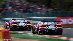 Ferrari 488 GTB Team AF Corse, Spa Francorchamps 2017 (ufrank66) Tags: tags beta 06052017 racing fia wec 6hrs spa 2017 rsr 2016 driven by belgium ferrari 488 afcorse singha gt pro red 51 71 calado james alessandro pier guidi rigon david bird sam gte panning