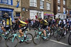 Tour De Yorkshire Stage 2 (616) (rs1979) Tags: tourdeyorkshire yorkshire cyclerace cycling tourdeyorkshire2017 tourdeyorkshire2017stage2 stage2 knaresborough harrogate nidderdale niddgorge northyorkshire highstreet