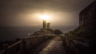 Breizh Eden - Phare du Minou  au petit matin