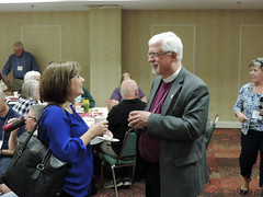 """2017 Spring Conference of the Diocese of Fond du Lac """"Taking God's Mercy and Delight into the Neighborhood"""" (DioceseFDL) Tags: springconference episcopal fonddulac diocese waupaca wisconsin"""