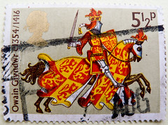 great stamp Great Britain 5 1/2p Owain Glyndŵr 1354-1416 (Prince of Wales; aka Owain Glyn Dŵr, Owain ap Gruffydd, Owen Glendower;) timbre UK United Kingdom stamps England selo sello stamps GB stamp Great Britain GB England UK แสตมป์ บริเตนใหญ่ pulları (stampolina, thx for sending stamps! :)) Tags: markica antspaudai маркица pulları tem perangko timbru england gb greatbritain unitedkingdom uk commonwealth grosbritannien british briefmarken スタンプ postzegel zegel zegels марки टिकटों แสตมป์ znaczki 우표 frimærker frimärken frimerker 邮票 طوابع bollo francobollo francobolli bolli postes timbres sello sellos selo selos razítka γραμματόσημα owainglyndŵr 1354 1416 princeofwales owainapgruffydd owenglendower ritter pferd horse gelb orange yellow fürst prinz wales walish king history geschichte mittelalter middleages knight chevalier caballero şövalye cavaleiro rycerz рыцарь lovag coatofarms flagge