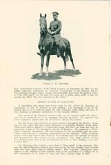 1923-09-21-Organization Day program-08 (Old Guard History) Tags: 1923 3dusinfantryregimenttheoldguard fortsnelling minnesota organizationday