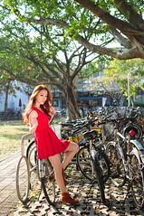Lili1025 (Mike (JPG直出~ 這就是我的忍道XD)) Tags: lili 台灣大學 d300 model beauty 外拍 portrait 2014