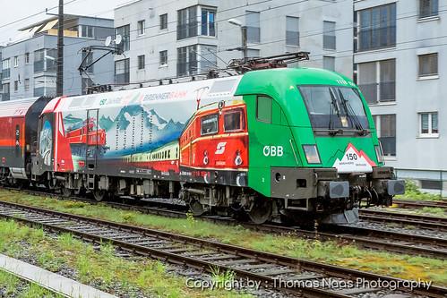 1116 159-5 : 150 Jahre Brenner Bahn