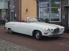 1969 Jaguar 420 G Convertible (harry_nl) Tags: netherlands nederland 2017 grave jaguar 420g convertible al6590 sidecode1 import jcar