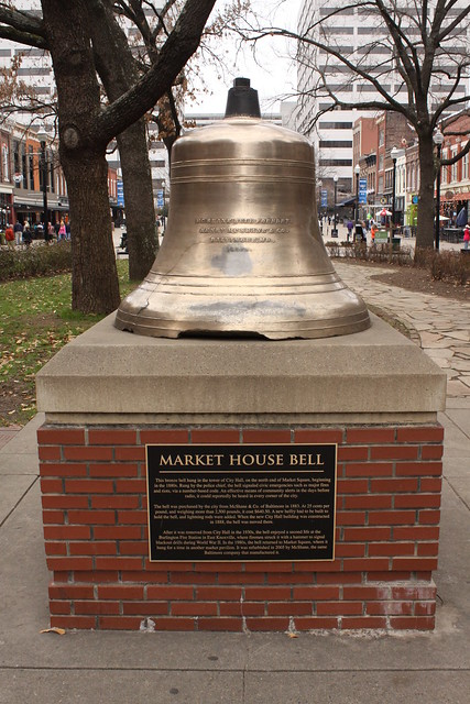 Market House Bell - Knoxville, TN