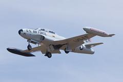 Private Lockheed T-33 Shooting Star N9**** (jbp274) Tags: cno kcno airport airplanes lockheed t33 shootingstar restored vintage warbird