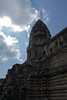 Angkor Wat Temple (2) ({House} Photography) Tags: angkor wat unesco world heritage site cambodia asia siem reap sony rx100 mk1 ancient religious 12th century temple hindu god vishnu housephotography timothyhouse sky clouds sun carving architecture