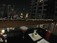 Thailand。泰國曼谷&大城古蹟 (pS,ilovEu) Tags: modesathornhotel nightview skybar 曼谷 泰國