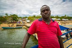 Portrait in Kayenze (Francois Saikaly Jr) Tags: green tanzania kayenze lake victoria volunteer travel medicalvolunteer africa 탄자니아 아프리카여행 봉사활동 봉사자 봉사여행 portrait portraits boat ship village 마을 빅토리아호수