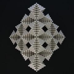 "Isosceles Tetrahedron of Jessen's Orthogonal Icosahedra <a style=""margin-left:10px; font-size:0.8em;"" href=""http://www.flickr.com/photos/76197774@N08/34571836405/"" target=""_blank"">@flickr</a>"