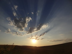 DSC07014 (DaveTanner8) Tags: sunset south downs
