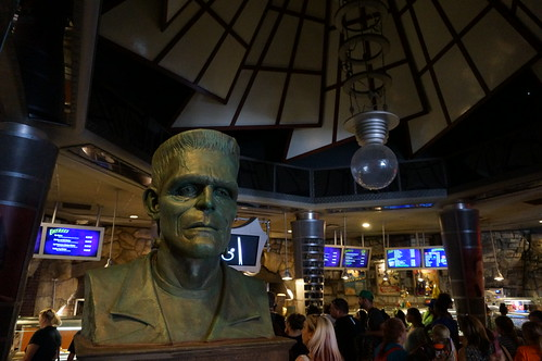 "Universal Studios, Florida: Frankenstein's Monster Bust • <a style=""font-size:0.8em;"" href=""http://www.flickr.com/photos/28558260@N04/34610049381/"" target=""_blank"">View on Flickr</a>"